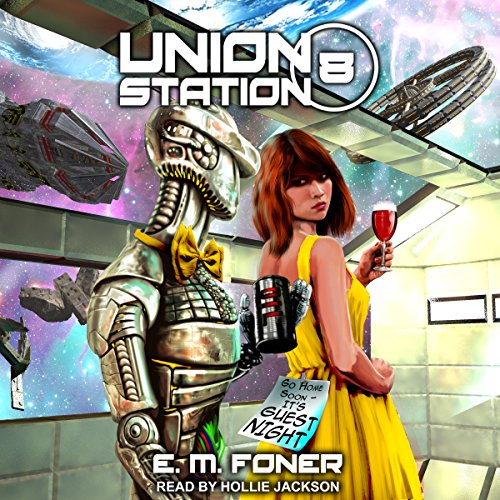Guest Night on Union Station audiobook cover art