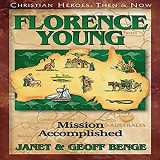 Florence Young: Mission Accomplished audiobook cover art