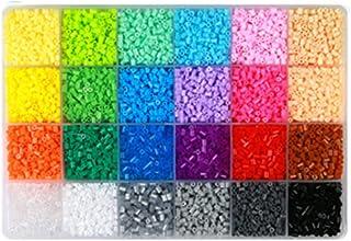 Kehuahsina Niños DIY Juguetes Midi Fuse Beads Tamaño 2.6mm