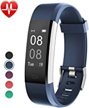 Willful Fitness Tracker with Heart Rate Monitor, Fitness Watch Activity Tracker IP67 Waterproof Slim Smart Band with Step Calorie Counter 14 Sports Mode Sleep Monitor,Pedometer for Kids Women Men
