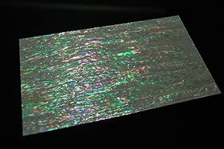 Prism Abalone Narrow Shell Coated Veneer Sheet
