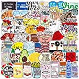 Fresh Vine Stickers Pack 102pcs,Funny Meme Stickers for Teens and Adults,Vinyl Decals for Hydroflask Water Bottles MacBook Laptop Phone Case(102pcs)…