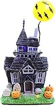 Lishiny Halloween Decoration Spooky Haunted House Flashing Lights Sound Motion Sensor Toy