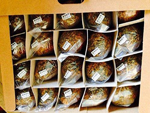 青島皮蛋(緑)【20粒セット】 チンタオピータン アヒルの卵 硬芯タイプ 業務用 中華食材 冷凍便と同梱不可