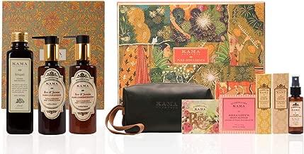 Kama Ayurveda Hair Care Regime with Pure indulgence box(Free gift)