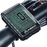 Wiiguda@ INBIKE Ordinateur de vélo étanche sans Fil, Compteur Vélo sans Fil...
