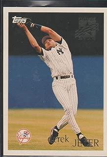 1996 topps derek jeter future star card