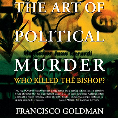 The Art of Political Murder audiobook cover art