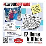 EZ Home and Office Address Book Software