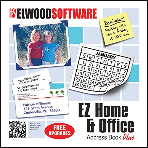 EZ Home and Office Address Book ...