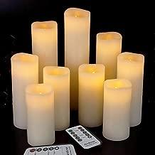 enjoy lighting flameless led candle