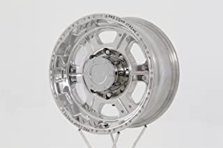 Pro Comp Alloys Series 89 Wheel with polished-aluminum (17 x 8. inches /8 x 6 inches, 0 mm offset)