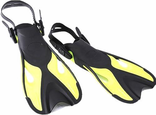 DAG-Outdoor Supplies Accessoires de Sports de Plein air Plongée en apnée légère avec Palmes de Natation Palmes de plongée pour la Natation, plongée en apnée,