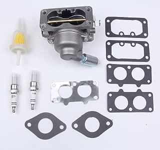 BH-Motor New Carburetor Carb for Briggs & Stratton 405777 406777 407777 20HP 21HP 23HP 24HP 25HP intek V-Twin Engine