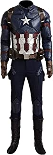 captain america cosplay costume