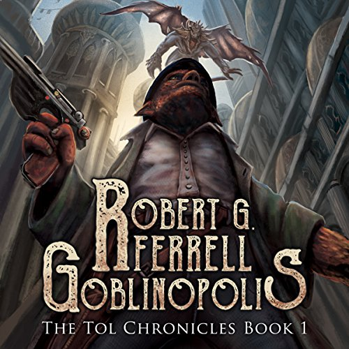 Goblinopolis audiobook cover art
