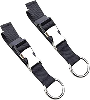 Huture 2PCS Add a Bag Luggage Straps Carry on Baggage Suitcase Straps Lightweight Jacket Gripper Nylon Belts Go Travel Car...