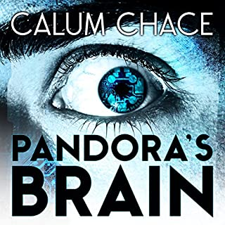 Pandora's Brain cover art