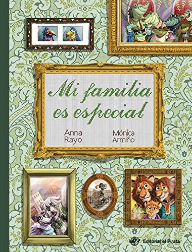Mi familia es Especial: Libro para niños sobre la diversidad familiar: familias divorciadas, juntadas, homoparentales, divorciadas, monoparentales, ... En letra de PALO: Libro juego: Busca busca: 1