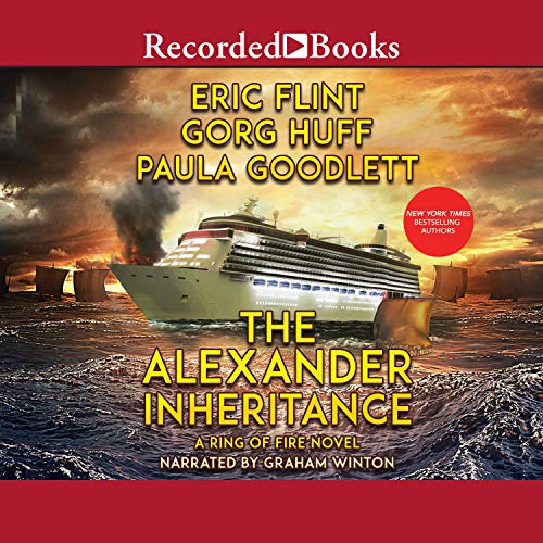 Couverture de The Alexander Inheritance