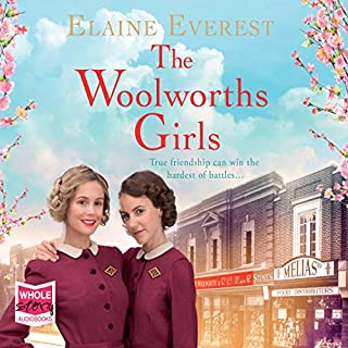 The Woolworths Girls                   By:                                                                                                                                 Elaine Everest                               Narrated by:                                                                                                                                 Annie Aldington                      Length: 10 hrs and 42 mins     99 ratings     Overall 4.6