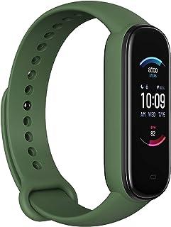 Amazfit Band 5 Smartwatch Tracker Fitness Orologio con Alexa Integrato Impermeabile 5 ATM di 15 Giorni Contapassi, Monitor...