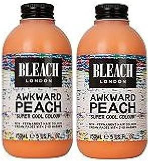 Bleach London Super Cool Colours Awkward Peach x 150ml by Bleach London