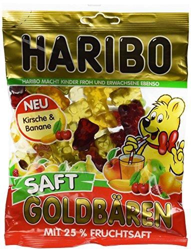 Haribo Saft Goldbären 267207 175g