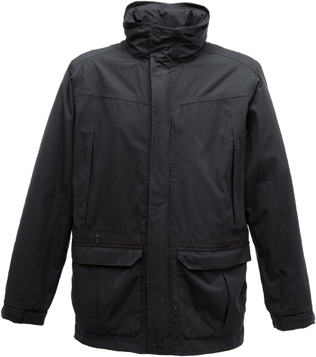Regatta Mens Vertex III Waterproof Breathable Jacket