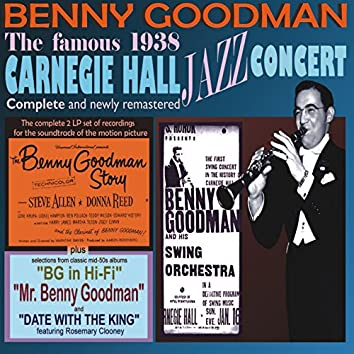 The Complete Famous 1938 Carnegie Hall Jazz Concert Plus Other Classic Material From 1954-1955 (Remastered)