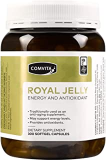 Comvita Royal Jelly Capsules 300s from New Zealand (1 Bottle)