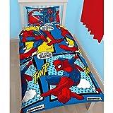 Parure de lit réversible Ultimate Spiderman Marvel