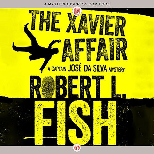 The Xavier Affair audiobook cover art