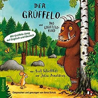 Der Grüffelo und Das Grüffelokind                   Autor:                                                                                                                                 Julia Donaldson                               Sprecher:                                                                                                                                 Ilona Schulz                      Spieldauer: 34 Min.     64 Bewertungen     Gesamt 4,3
