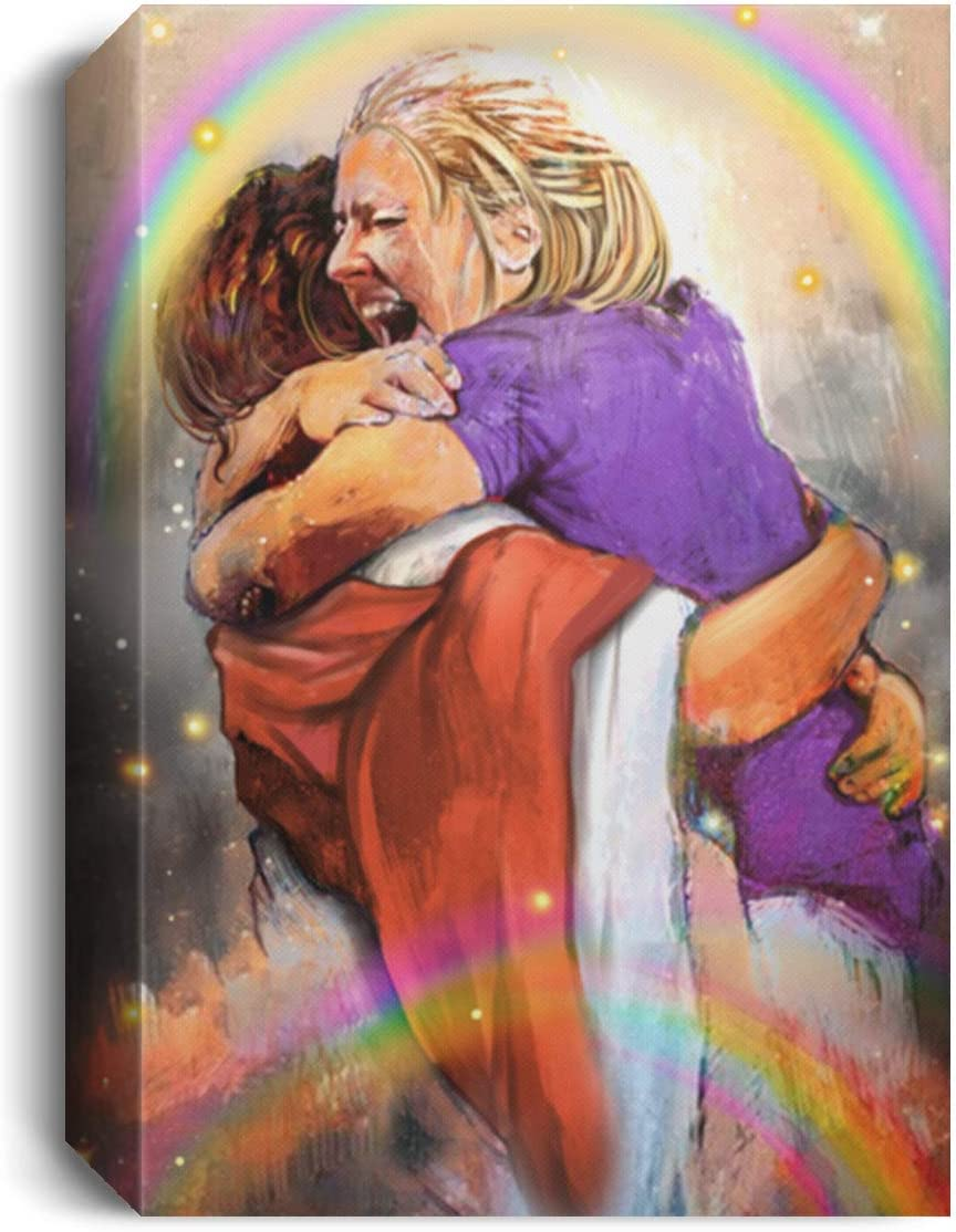 First Day in Heaven Cash special price Believe In Gallery God Wrapped Framed Canvas Ranking TOP2