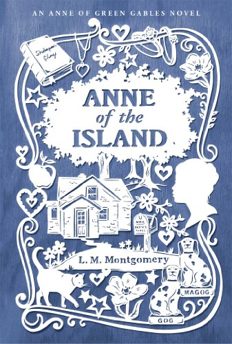 Anne of the Island (An Anne of Green Gables Novel)