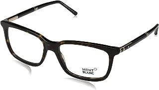 Eyeglasses Montblanc MB 489 MB0489 052 dark havana