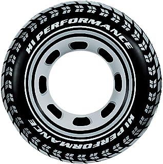 Intex - Swimming tube Giant Black car tyre 91cm
