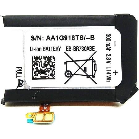 Details about  /New Original Samsung Gear S2 3G Battery EB-BR730ABE SM-R730A SM-R730V SM-R600
