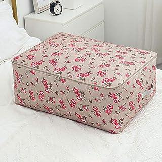 XXCC Sac de Rangement pour vêtements,Sac de tri de vêtements,Sac de déménagement en Tissu Oxford Anti-poussière Domestique...