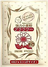 木下製粉 ブラウワー 3kg ( 250g×12袋 ) 小麦粉 粗挽きふすま入り パン用 強力粉