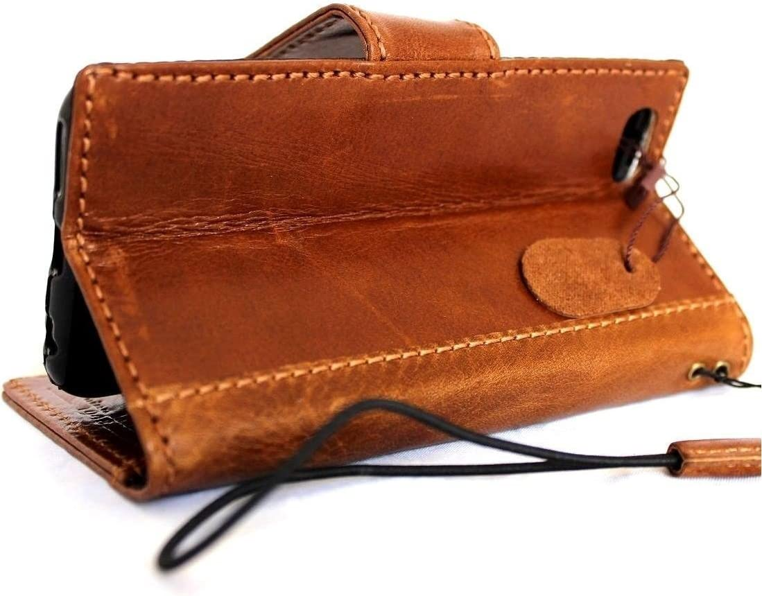 Genuine Leather Case fit for iPhone 5% OFF 6 Ha 4.7 6s Book Wallet Inch Ultra-Cheap Deals