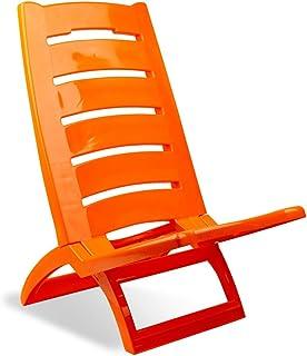 Amazon.es: sillas plastico plegables