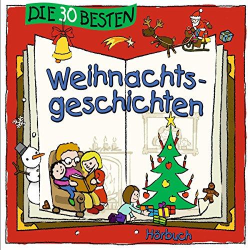 Die 30 besten Weihnachtsgeschichten audiobook cover art