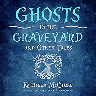 Ghosts in the Graveyard audiobook cover art