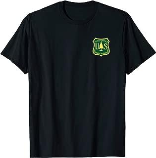 US FOREST SERVICE LOGO T-Shirt
