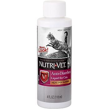 Nutri-Vet Anti-Diarrhea Cat Liquid