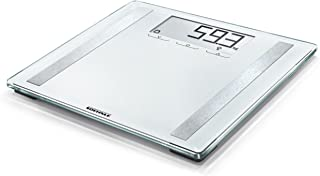 Soehnle 63858 Shape Sense Control 200 Bathroom Scale, Digital Scale for Body Analysis, Weighs up to 180 kg, Electronic Sca...