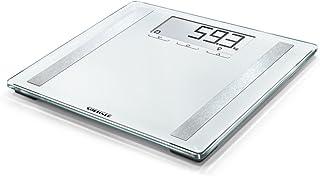 Soehnle Shape Sense Control 200 - Basculas de analisis corporal, color blanco