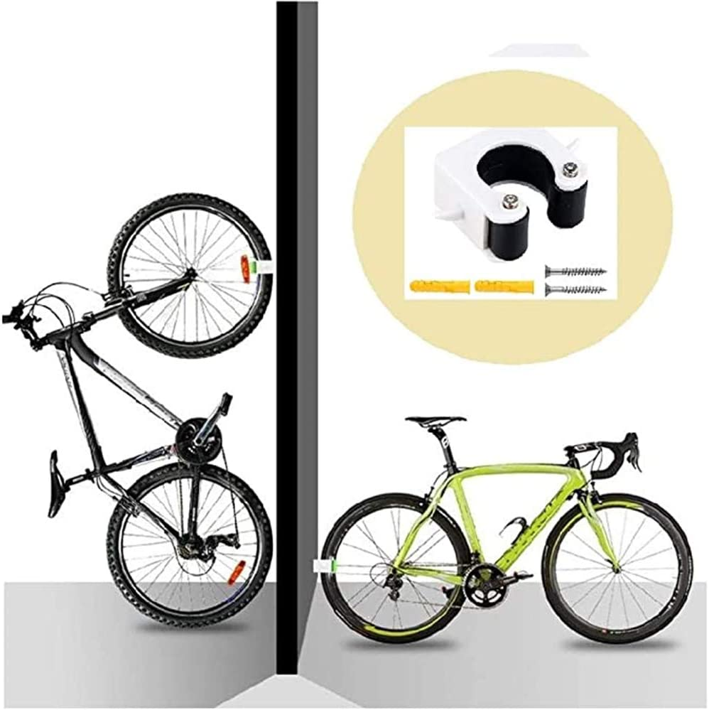 Indoor Bike Storage /& Display Stand Parking Rack Portable Adjustable Hooks Universal Bicycle Parking Buckle Mountain Bike Road Bike Tool Kit